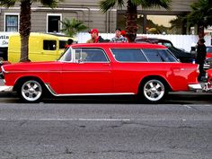 1955 chevy nomad... One of the few Chevys I would drive