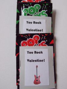Pop Rock Valentines