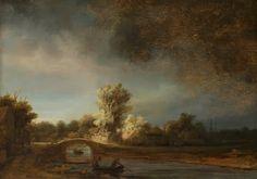 The Stone Bridge - Google Arts & Culture