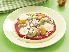 Pizza-Pudding für Kinder Rezept | Dr. Oetker