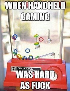 Wow talk about a flashback. Would spend hours trying to get em'all