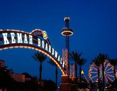 Kemah Boardwalk- Kemah/League City, Texas