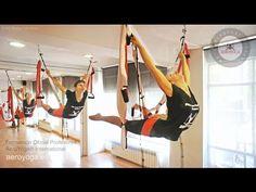 yogacreativo.com: Yoga Aérien: Video Stage!