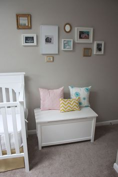 Love the crib-from Walmart Graco - Lauren 4-in-1 Convertible Fixed-Side Classic Crib, White