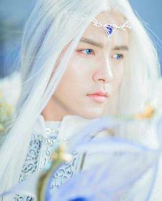 Elegant prince shi