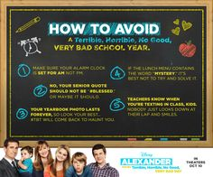 Five tips to stay cool in school. #VeryBadDay