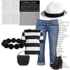 Recibe la primavera con la tendecia de rayas. http://www.linio.com.mx/moda/?utm_source=pinterest_medium=socialmedia_campaign=MEX_pinterest___fashion_lookprimavera_20130321_9_visible