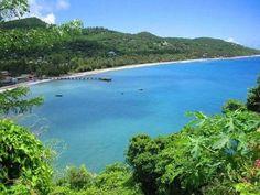 playa-caribeña-en-la-isal-de-Grenada