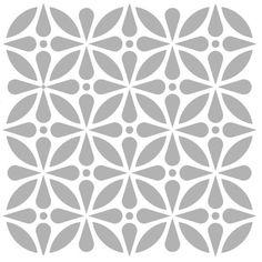 Art Stencil Kaleidoscope 6 x 6 - Save