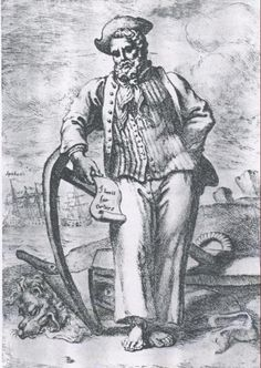 17th century sailor Pirate & Privateer Clothing - General History - Introduction
