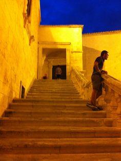 Staircase in Messapia - Ceglie