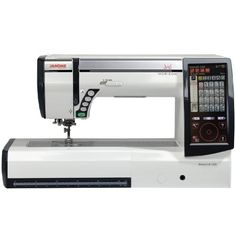 Janome Horizon Memory Craft 12000 Embroidery and Sewing Machine Janome http://www.amazon.com/dp/B00ESH0JWU/ref=cm_sw_r_pi_dp_ACHPub1JCK3JX