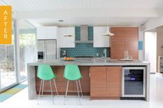 Before U0026 After: An Eichler Kitchen Gets An Era Appropriate Remodel