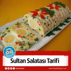 Sultan Salat Rezept Mexican, Ethnic Recipes, Food, Hors D'oeuvres, Salads, Cooking Food, Best Recipes, Lettuce Recipes, Thermomix