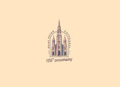 Saint Peter Cathedral 125th annyversary Erie PA - concept