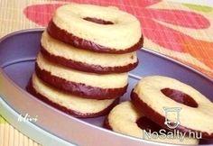 Csokis-vaníliás karika