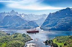Fromms best driving route norway