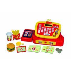 mcdonald cash register