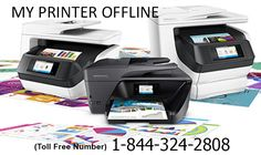 The printer is working fine, but still, you get the blank paper and don't know why? Call our experts 1-844-324-2808.