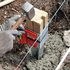 Tutorial: how to put a wooden fence – - Landlikes Sites