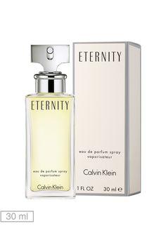 8cbc26c71 Perfume Eternity Calvin Klein 30ml