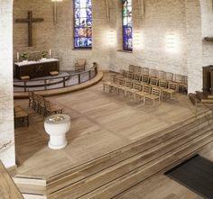 Helleruplund Kirke - Dinesen Oak