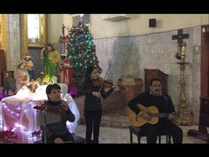 Canto de Navidad para adorar al niño Jesús. Parroquia de la Divina Providencia Monterrey N.L Mexico