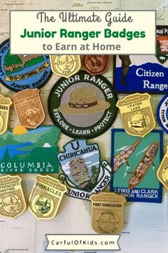 Grab a pencil and download a booklet to earn National Park Service Junior Ranger Badges from home. Great activity for in-between park trips and homeschoolers. #NPS #juniorranger Hiking With Kids, Travel With Kids, Family Travel, Family Camping, Girl Scout Juniors, Travel Usa, Travel Packing, Girl Scouts, Just In Case