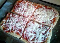 Zdravější varianta oblíbené pizzy | NejRecept.cz