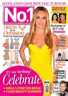 Take a look at issue 167! #no1magazine #scotland