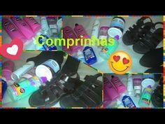 Comprinhas Melissa, Agua Micelar, Salon Line e mais - YouTube