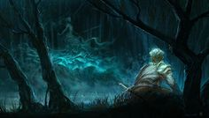 The amazing digital art • Amazing concept illustrations done by Fesbraa
