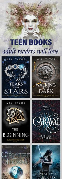 Teen Books Adult Readers Will Love!