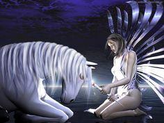 Fond d'ecran et Wallpaper - Animaux mythiques: http://wallpapic.fr/dessins-animes-et-de-fantaisie/animaux-mythiques/wallpaper-4053