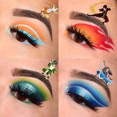 Fire Makeup, Eye Makeup Art, Skin Makeup, Makeup Inspo, Makeup Inspiration, Eye Art, Makeup Ideas, Diy Eyeshadow, Eyeshadow Designs