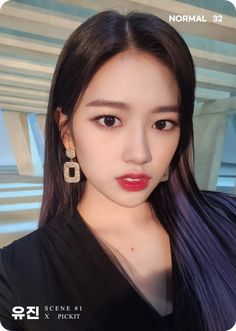 Sakura Miyawaki, Yu Jin, Japanese Girl Group, Beautiful Fairies, Kim Min, Face Claims, Photo Cards, Kpop Girls, Cool Girl