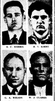 Four Missing From Beechworth Gaol 4th June 1946 State-wide search for four criminals who are missing from Beechworth gaol was renewed. One of the men disappeared late last year, two in April, and the fourth a week ago. The men sought are: George Albert Wilson, 36, 5ft 6in, auburn hair, brown eyes, fresh complexion, and stout build. He is a […]