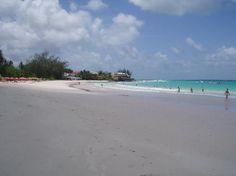 hastings beach  Barbados