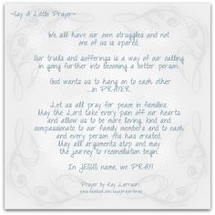 A Prayer Little Prayer, Be A Better Person, Appreciation, How To Become, Prayers, God, Personalized Items, Sayings, Dios