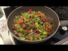 Bu eti yemek için lokantaya gerek yok lokum gibi çoban kavurma tarifi - YouTube