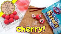 Dubble Bubble Fizzers Bubble Gum - I Had A Fizzing Mouth!  #DubbleBubble #FizzersGum #BubbleGum
