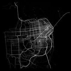 Transportation visualizations of San Francisco. Visualizations of bikes, pedestrians, and cars.