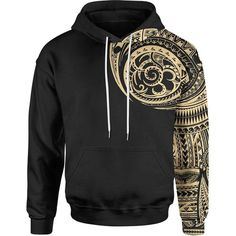 This Polynesian inspired artwork will always be considered as the beginning of Lunafide's journey and we are proud to present you to our Polynesian Pullover Hoodie. This pullover hoodie is designed by a professional artist, spun with 100% premium polyester, and meticulously handcrafted for you in sunny California. You'