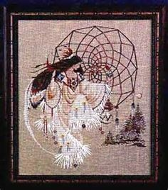 Image result for free native american cross stitch