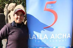 Rising Indian star Amandeep Drall the No.2 ranked player on the Hero Womens Professional Golf Tour Order of Merit joined first-round leader Céline Boutier of France at the head of affairs on 10-under-par after 36-holes at the Ladies European Tours Lalla Aicha Tour School Final Stage in Marrakech Morocco.  Conditions were much warmer for the second round on Sunday which was played under blue skies at the Samanah and Amelkis courses simultaneously.  Drall fired a second round of four-under-par…