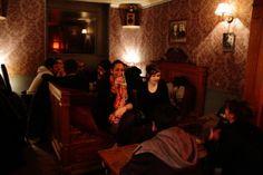 Marlusse et Lapin | 14 rue Germain Pilon 18e  - bonkers bar