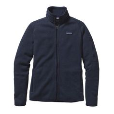 Patagonia Women\'s Better Sweater\u00AE Fleece Jacket - Classic Navy CNY