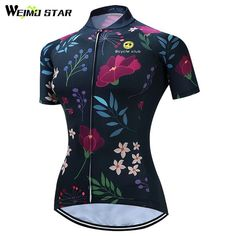 Weimostar Brand Women s Summer Cycling Jersey Top Road Bike Jersey Shirt  mtb Bicycle Cycling Clothing Ropa 2891137dd