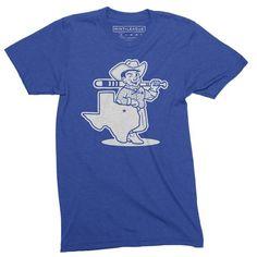 MintLeague.com - Texas Rangers T-Shirt