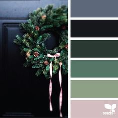 today's inspiration image for { holiday a door } is by @britt_throndsen ... thank you, Britt, for another wonderful #SeedsColor image share! #SeedsHoliday . >>> i also have an announcement for the Seeds site ... going forward, all Seeds are going to be 150dpi & over 1100 pixels in width (this is over 3x the size and twice the resolution) ... the images will look pretty much the same on the site (with exception of the resolution/clarity) ... you will notice the difference mostly when you…